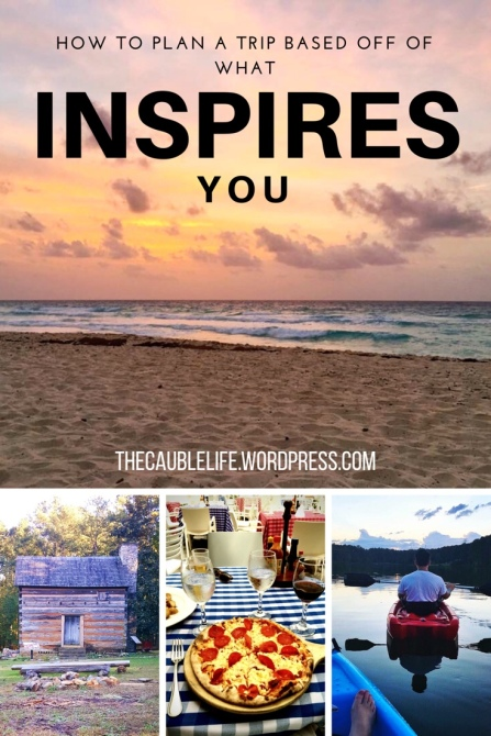 What's your Inspiration for Travel?